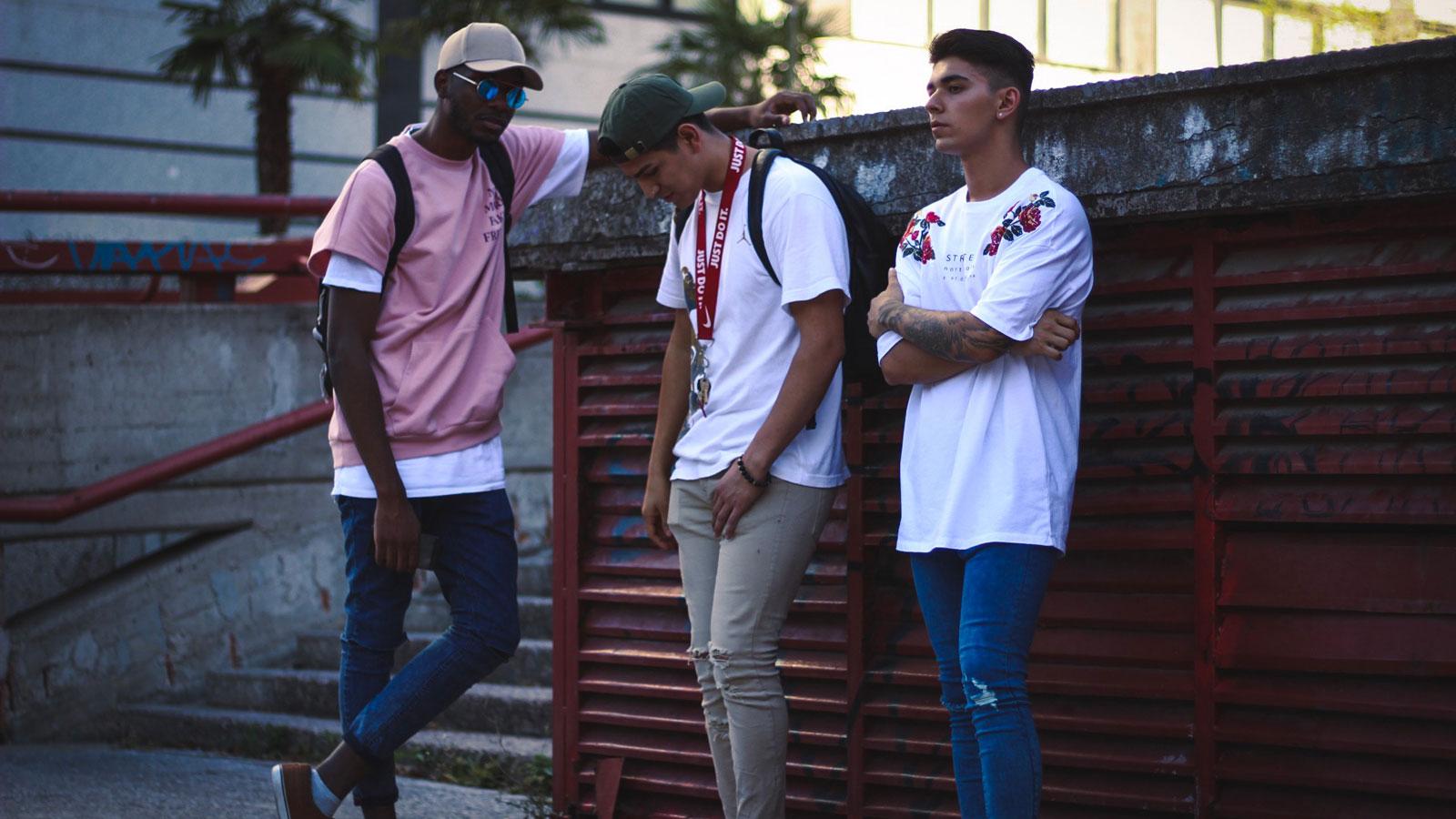 Andrew, Iván y Moises para IDE