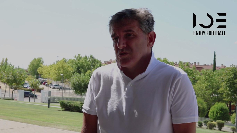 Óscar Rodríguez en IDE
