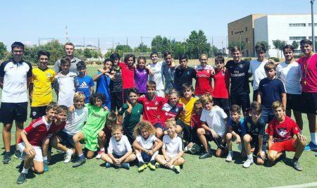 Promise Soccer colabora con IDE en la preparación técnica a canteranos de alto nivel