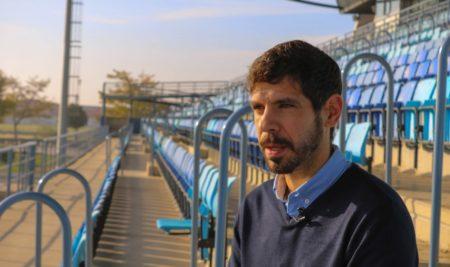 Javier M. Buldú. Aplicación de las ciencias de redes al fútbol